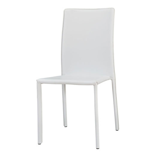Chaise empilable CITY blanche