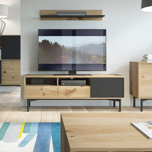 Ensemble meuble TV et table basse AYELET