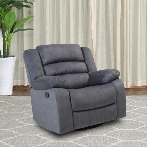 Fauteuil inclinable FIRENZA  gris